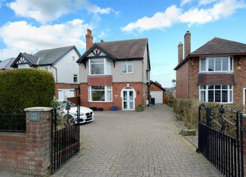 Thumbnail 3 bed detached house for sale in Sundorne Road, Shrewsbury