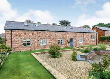 Thumbnail 3 bed barn conversion for sale in Waste Lane, Kelsall, Tarporley