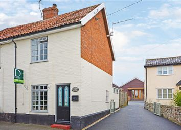 Thumbnail 2 bed semi-detached house for sale in High Street, Hopton, Diss