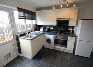Thumbnail 2 bed town house to rent in Bishops Rise, Thorpe Marriott