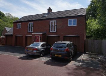 Thumbnail 1 bed flat to rent in Bath Vale, Congleton