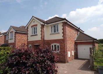 Thumbnail 4 bed detached house for sale in Church Street, Wincham, Northwich, Cheshire