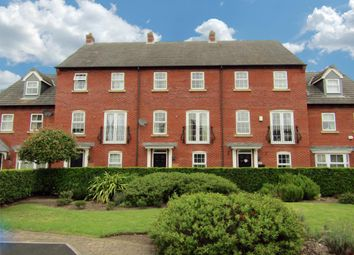 Thumbnail 4 bed town house for sale in Willowbrook Way, Rearsby, Leicester