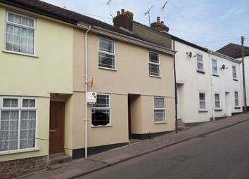Thumbnail 3 bed terraced house to rent in Fore Street, North Tawton