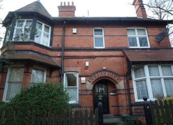 Thumbnail 1 bedroom flat to rent in Hardwick Road, Sherwood, Nottingham