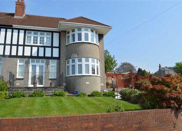 Thumbnail 3 bedroom semi-detached house for sale in Glan Yr Afon Gardens, Swansea