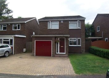 Thumbnail 4 bedroom detached house to rent in Bencroft, Cheshunt, Waltham Cross