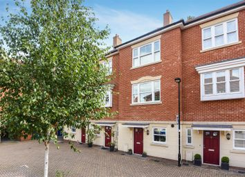 Thumbnail 4 bed town house for sale in St. Gabriels, Wantage