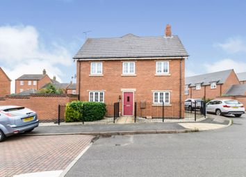 Thumbnail 3 bedroom semi-detached house for sale in Dairy Way, Kibworth Harcourt, Leicester