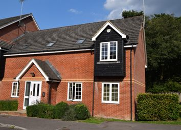 Thumbnail 2 bed flat for sale in Cormorant Wood, Newbury