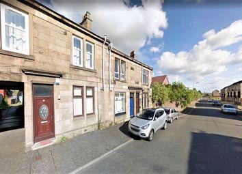 Thumbnail 1 bedroom flat to rent in Kirklee Road, Bellshill