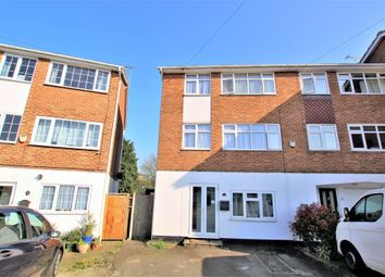 Thumbnail 4 bed town house for sale in Charlotte Gardens, Collier Row, Romford