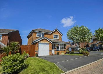 Thumbnail 3 bed detached house for sale in Moorside Drive, Clayton Le Moors, Lancashire