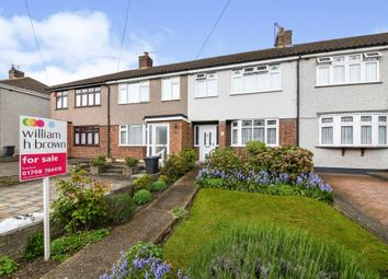 Thumbnail 3 bed terraced house for sale in Eastbrook Drive, Rush Green, Romford