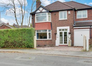 4 bed detached house for sale in Glandon Drive, Cheadle Hulme, Cheadle SK8