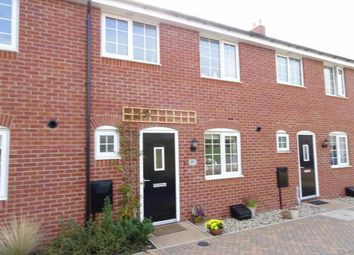 Thumbnail 3 bed town house for sale in Sansome Drive, Hinckley
