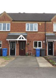 Thumbnail 2 bed terraced house for sale in Cranberry Grove, Littleover, Derby