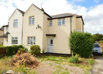 Thumbnail 3 bed semi-detached house for sale in Eakring Road, Bilsthorpe, Newark