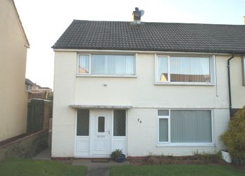 Thumbnail 4 bed property to rent in Wordsworth Close, Orgill, Egremont