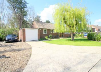 Riverside Drive, Staines-Upon-Thames, Surrey TW18. 3 bed detached bungalow for sale