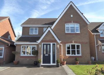 Thumbnail 4 bed detached house for sale in Ael-Y-Coed, Barry