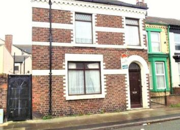 Thumbnail 3 bedroom end terrace house to rent in Wordsworth Street, Bootle