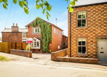 Thumbnail 5 bed detached house for sale in Becketts Lane, Great Boughton, Chester