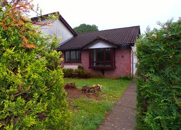 Thumbnail 2 bed bungalow for sale in Edison Crescent, Clydach, Swansea