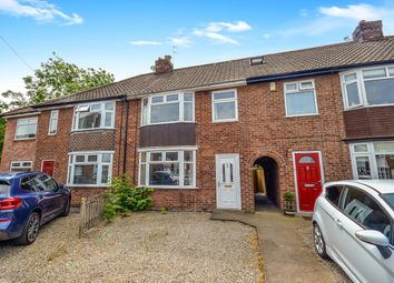 Thumbnail 3 bed terraced house for sale in Holly Bank Grove, York