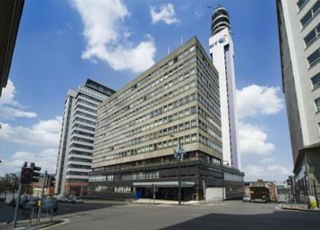 Thumbnail Studio to rent in Millenium Apartments, Newhall Street, Birmingham B31Ba