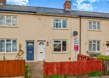 Thumbnail 2 bed terraced house to rent in New Cheveley Road, Newmarket