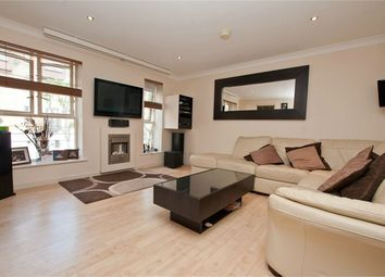 Thumbnail 2 bed flat to rent in Alexandra House, Wesley Avenue, London