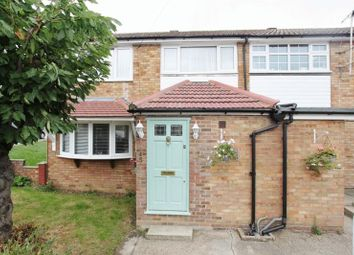 Thumbnail 3 bed terraced house for sale in Udall Gardens, Collier Row, Romford