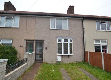 Thumbnail 2 bed terraced house to rent in Oglethorpe Road, Dagenham