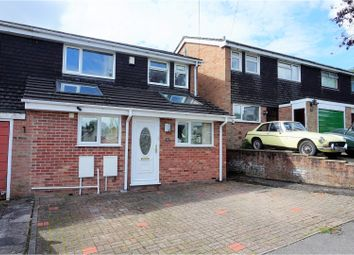 Thumbnail 3 bed semi-detached house for sale in Constantine Avenue, Chandlers Ford