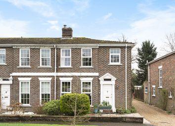 Thumbnail 2 bed end terrace house for sale in Heathfield Park, Midhurst