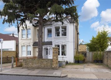 Thumbnail 8 bed semi-detached house for sale in Sandycombe Road, Kew, Surrey