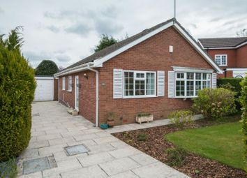 Thumbnail 2 bed detached bungalow for sale in Buttermere Drive, Hale Barns, Altrincham