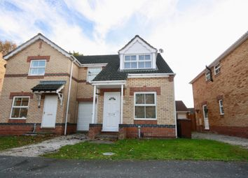 Thumbnail 3 bed semi-detached house to rent in Baker Crescent, Lincoln, Lincolnshire LN60Rn