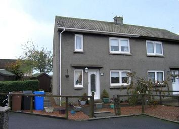 Thumbnail 2 bed semi-detached house for sale in Douglas Brown Avenue, Ochiltree, East Ayrshire