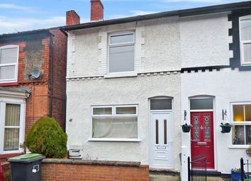 Thumbnail 3 bedroom terraced house to rent in Trafalgar Road, Beeston, Nottingham