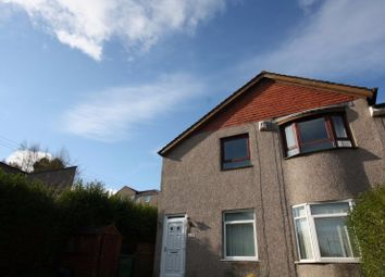 Thumbnail 2 bed flat to rent in Ashcroft Drive, Croftfoot, Glasgow
