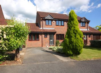 Thumbnail 3 bed semi-detached house for sale in Old School Place, Meadow Lane, Burgess Hill