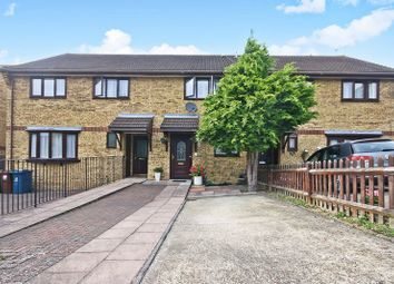 Thumbnail 2 bed terraced house for sale in Doncaster Gardens, Northolt