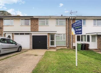 Thumbnail 3 bed terraced house for sale in Marines Drive, Faringdon, Oxfordshire