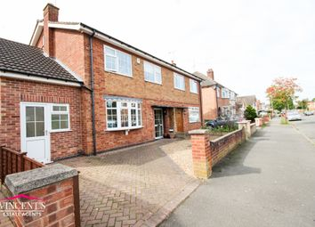 Thumbnail 3 bed semi-detached house for sale in Cyril Street, Leicester