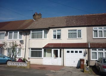 Thumbnail 4 bed terraced house to rent in Percy Road, Bexleyheath, Kent
