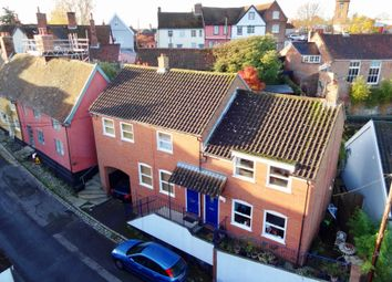 Thumbnail 3 bedroom town house for sale in Angel Lane, Woodbridge