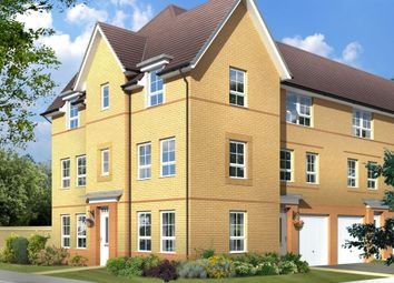 """Thumbnail 3 bedroom end terrace house for sale in """"Brentwood"""" at St. Annes Road, Doncaster"""