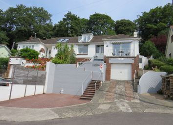 Thumbnail 5 bedroom semi-detached bungalow for sale in St. Katherines Road, Torquay